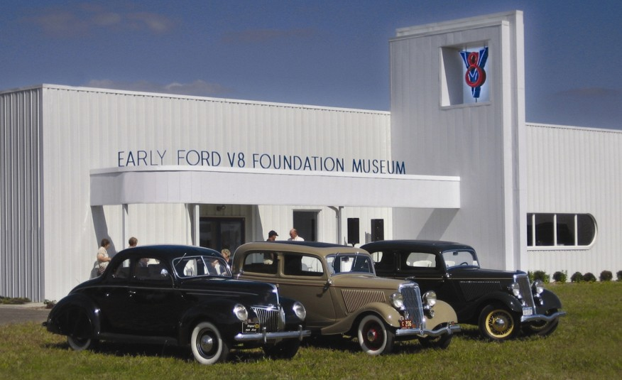 Ford-V-8-Museum1-876x535