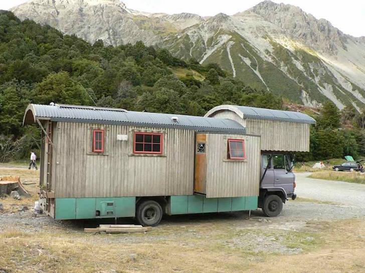 House-truck-camper