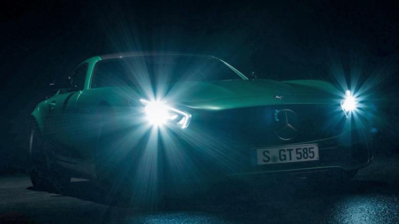 Mercedes-AMG GT R 0