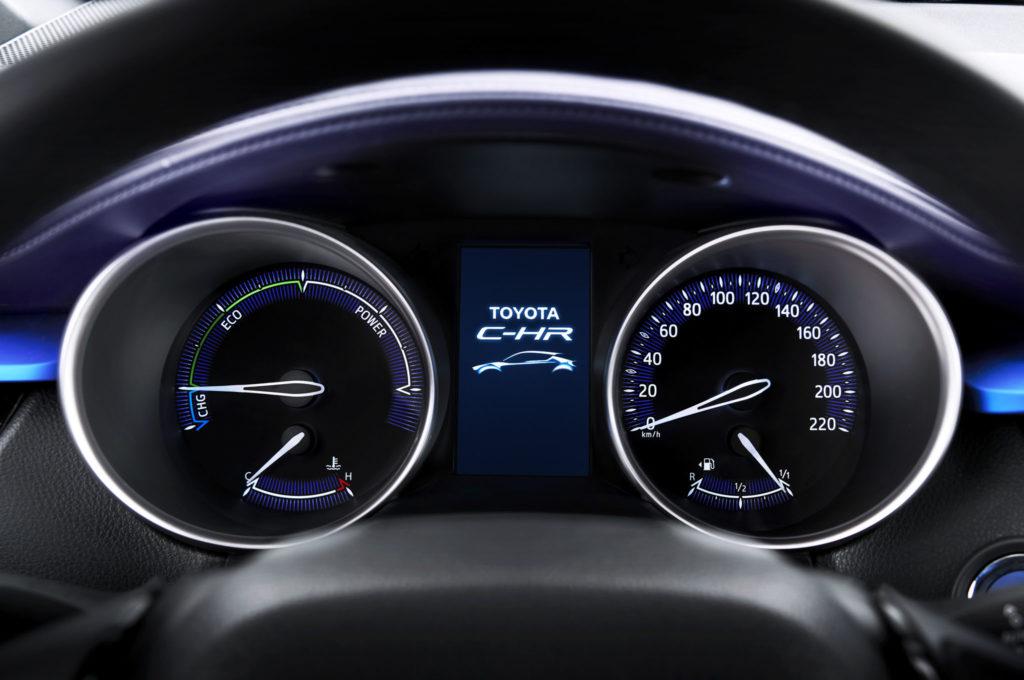 Toyota-C-HR-European-Spec-Interior-Instrument-Cluster