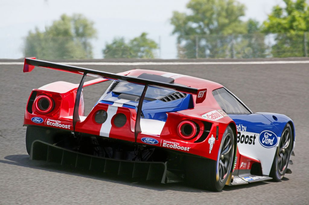ford-gt-le-mans-racer-rear-three-quarters-in-motion