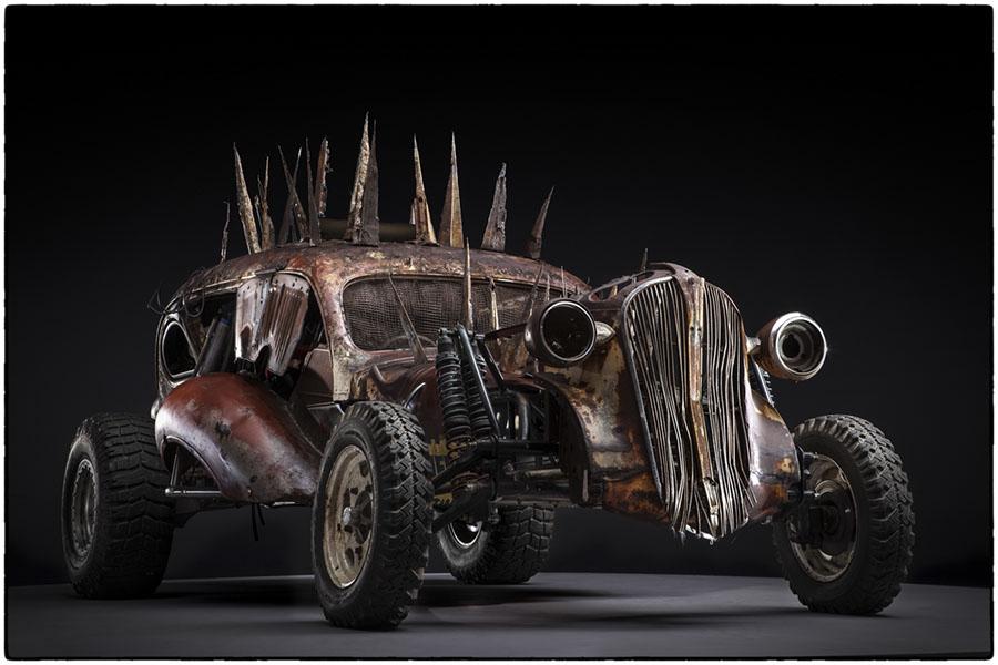 Buzzard 2 'Mad Max Fury Road' Vehicles