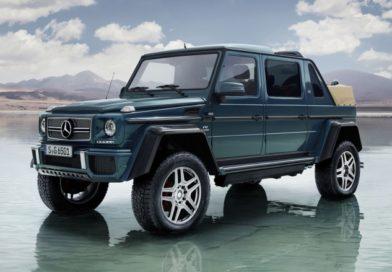 Дранду… Ой! Mercedes G650 Landaulet теперь официально