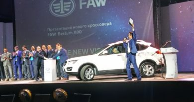 FAW Besturn X80