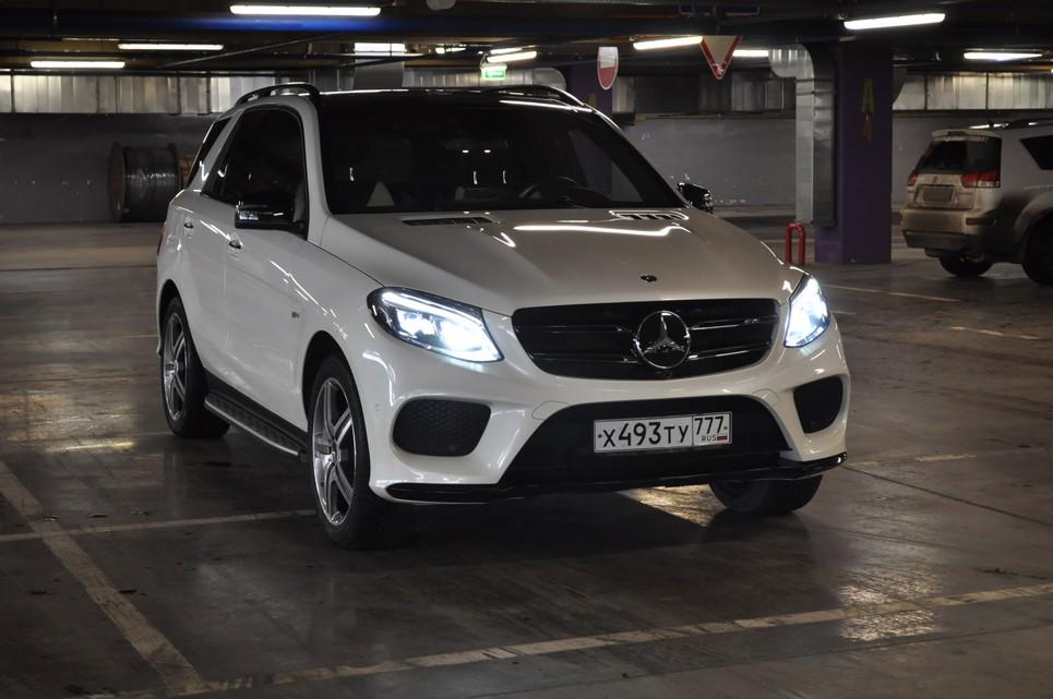 Mercedes-Benz GLE 43 AMG