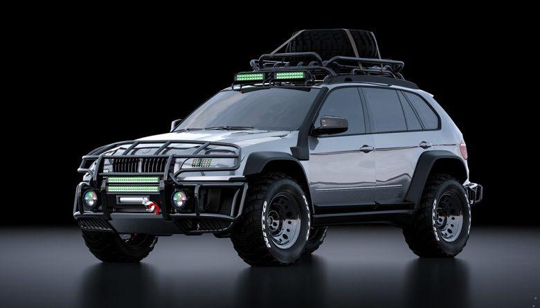 Внедорожный BMW X5