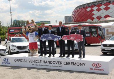 KIA и Hyundai объединились ради футбола