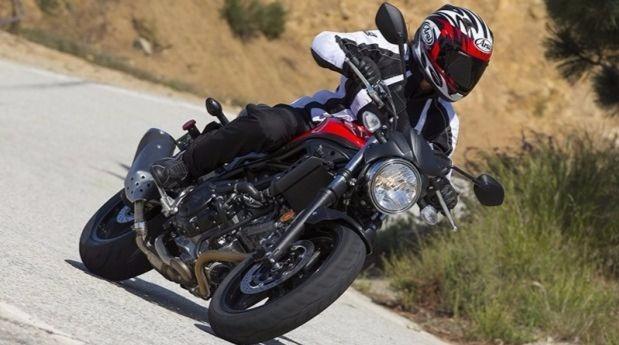 Suzuki представила девять новых моделей мотоциклов