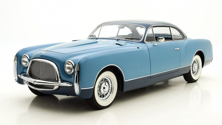 Chrysler Ghia Special Coupe