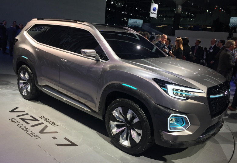 Subaru Ascent