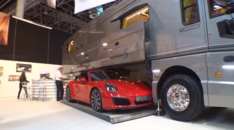 Volkner Mobil Performance S: на природу с комфортом