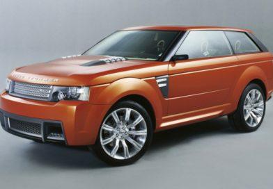 Двухдверному Range Rover быть?