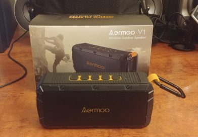 Мал звуковой золотник и недорог: тест Bluetooth-колонки Aermoo V1