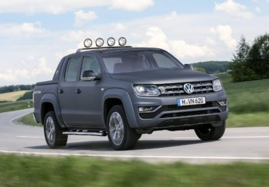 Volkswagen Amarok – самый надёжный в своём классе