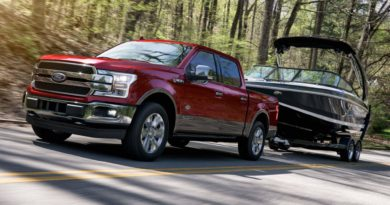Ford F-150 Power Stroke и его 7,8 литра на сотню