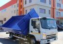 Многофункциональность грузовиков JAC на BAUMA CTT