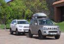 Майские белорусские каникулы с Sauvana и Jimny