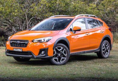Продажи автомобилей Subaru демонстрируют уверенный рост
