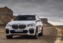 BMW Group Россия объявило цены на новый BMW Х5