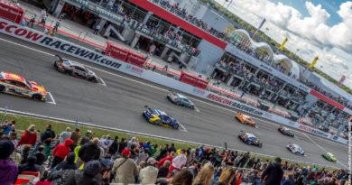 Moscow Raceway отметил 10-летие с момента начала строительства трассы.