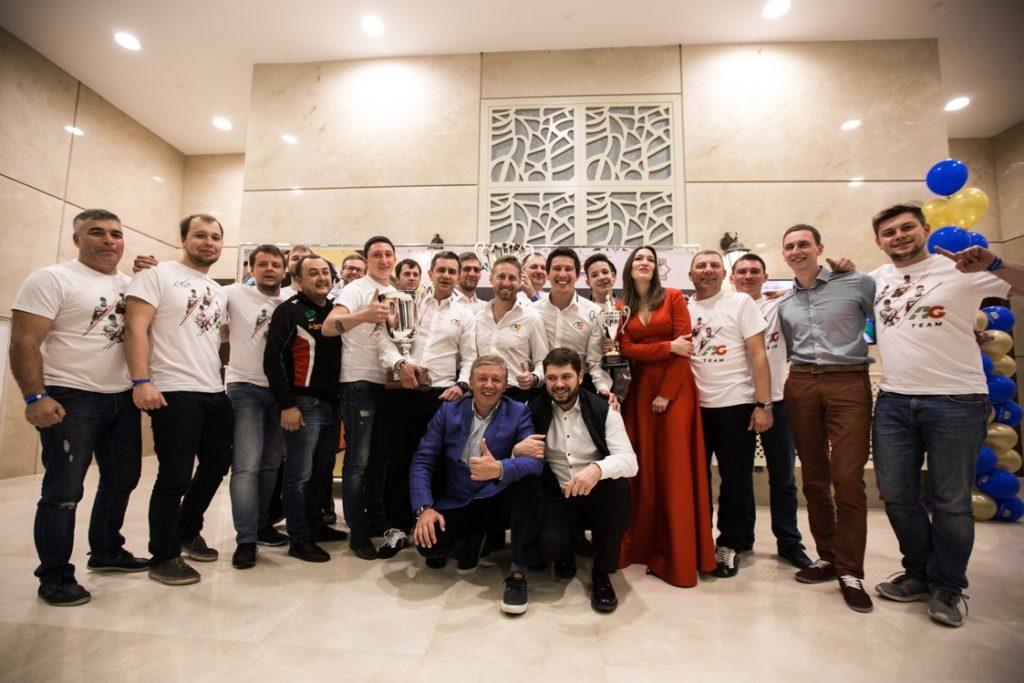 AG Team стала обладателем Кубка России
