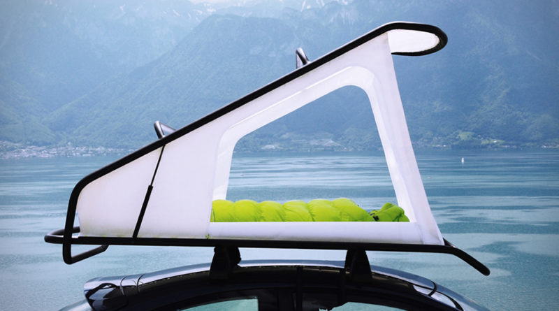 автомобильная палатка