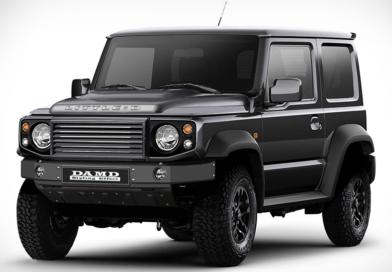 Suzuki Jimny: от Land Rover Defender до Mercedes-AMG G63