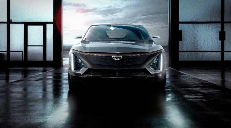 Cadillac представил первый полностью электрический автомобиль