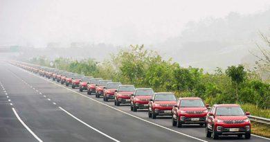 Китайский автопроизводитель Changan Automobile поставил рекорд