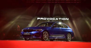 Адванс-Авто представил новый BMW 3 серии