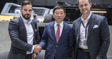 Great Wall Motor заключила договор с Brabus Automotive