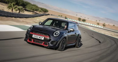 BMW Group Россия начинает выдачу MINI John Cooper Works GP клиентам