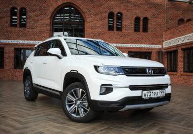 Продажи автомобилей Changan в июне 2020 года выросли в 4,7 раза