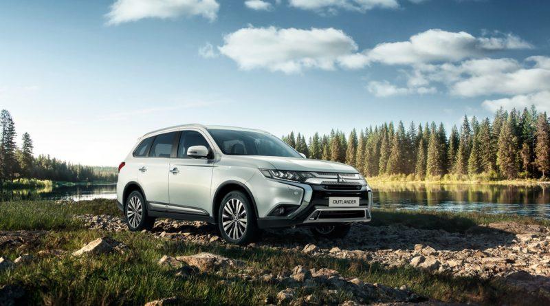 Результаты продаж автомобилей Mitsubishi в России за первое полугодие 2020 года