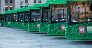 «Группа ГАЗ» поставила экологичные автобусы в Челябинск