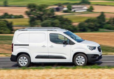 Старт приема заказов на новый грузовой фургон Opel Combo Cargo российского производства