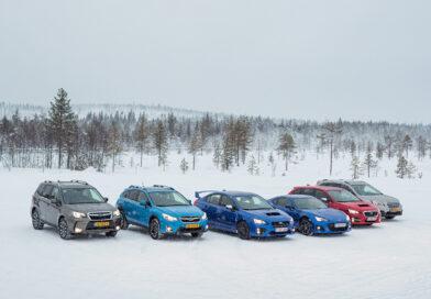 21 год Subaru в России