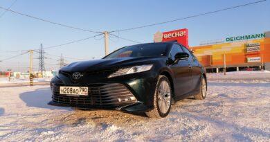 Ожидание и реальность: Toyota Camry