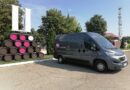 Доставка грузов… туристам: FIAT Ducato с «роботом»
