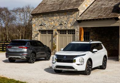 Mitsubishi Outlander получил высшую оценку в рейтинге безопасности американского IIHS